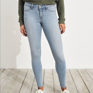Hollister low rise jeans